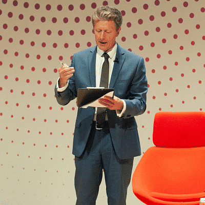 Hosted by Charlie Stayt